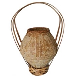 Chinese Rattan Basket