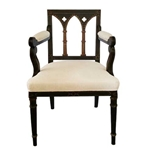 English Gothic Revival Chairs