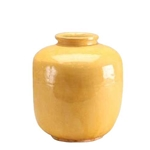 Chinese Yellow Vase