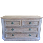French Cerused Commode