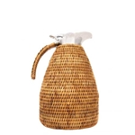Rattan Thermal Carafe