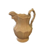 English Drabware Jugs