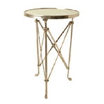Nickel Directoire Table