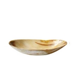 Light Horn Oval Dish
