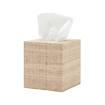 Straw Tissue Box