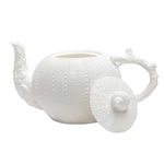 Sea Urchin Porcelain Tea Pot