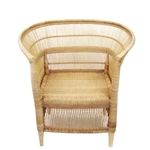 Malawi Cane Arm Chair