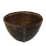 Newari Copper Bowl