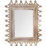 Lattice Framed Mirror