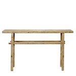 Chinese Elm Console