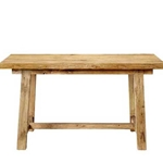 Chinese Elm Table
