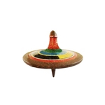 Village Spinning Top