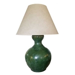 Green Han Style Lamps