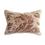Vintage Fortuny Glicine Pillow