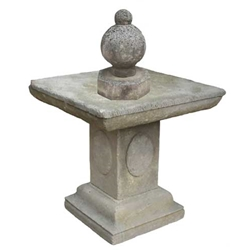French Limestone Finial
