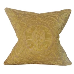 Charmant Pair Fortuny Orsini Pillows
